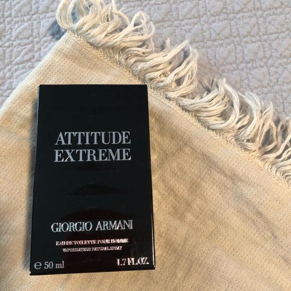 Giorgio Armani Accessories Attitude Extreme Poshmark